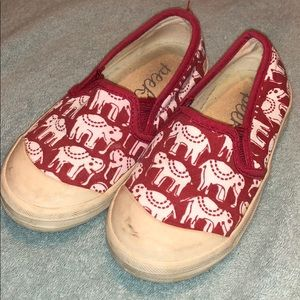 5 for $15 Cute elephant shoes